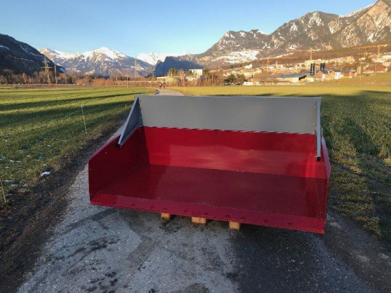 Fronthydraulik & Zapfwelle типа Rosensteiner Judo 220D Hochkippschaufel, Gebrauchtmaschine в Chur (Фотография 2)