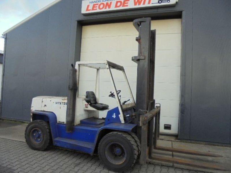 Fronthydraulik des Typs Hyster 6 Ton Diesel H 6.00 XL, Gebrauchtmaschine in Kolhorn (Bild 1)