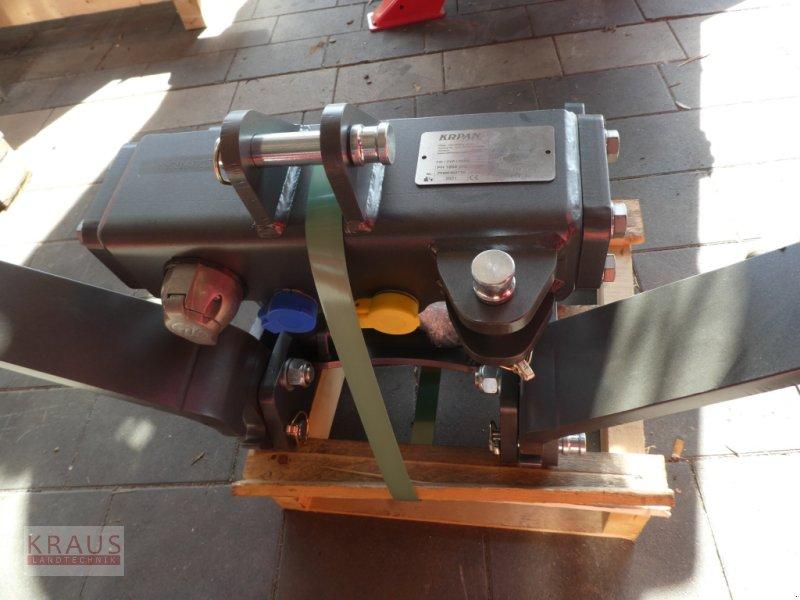 Fronthydraulik типа Krpan PH 1800 Pro mit Anschweißteile und Schnellkuppler DW Zylinder Fronthydraulik, Neumaschine в Geiersthal (Фотография 1)