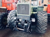 Lesnik PU 36 Unimog / MB Trac / Unitrac Fronthydraulik