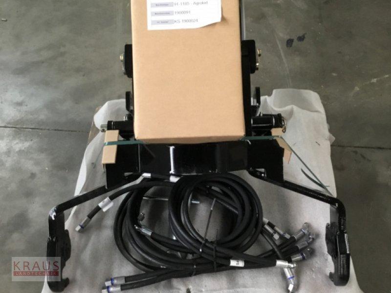 Fronthydraulik des Typs Same Deutz Fahr Solaris/Agrokid, Neumaschine in Geiersthal (Bild 1)
