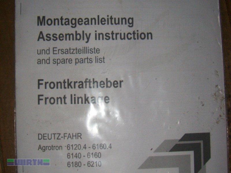 Fronthydraulik des Typs Sauter Frontkraftheber 150 PS - 230 PS, Neumaschine in Buchdorf (Bild 6)