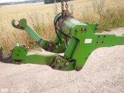 Zuidberg 3500 KG til JD traktorer Til 6 cyl i 6000 serien Fronthydraulik