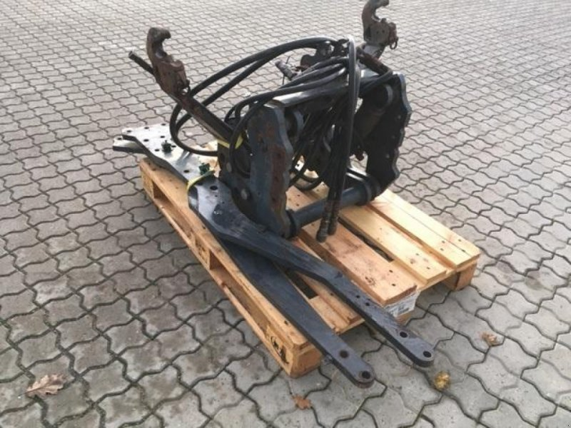 Fronthydraulik des Typs Zuidberg Frontlift passende til Case IH og Newholland, Gebrauchtmaschine in Horsens (Bild 1)