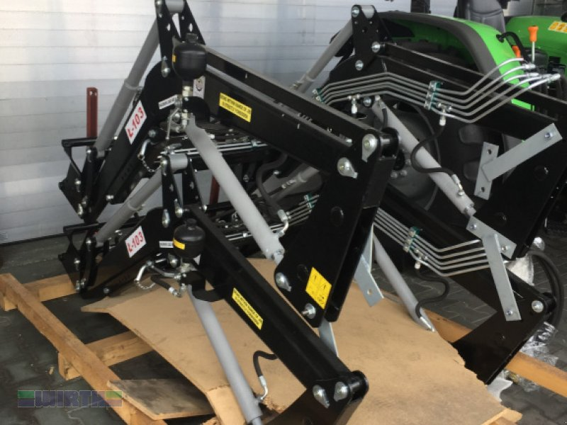 Frontlader типа Agro-Masz Frontlader Deutz Agrokid, Solaris, Lamborghini EGO, Neumaschine в Buchdorf (Фотография 1)
