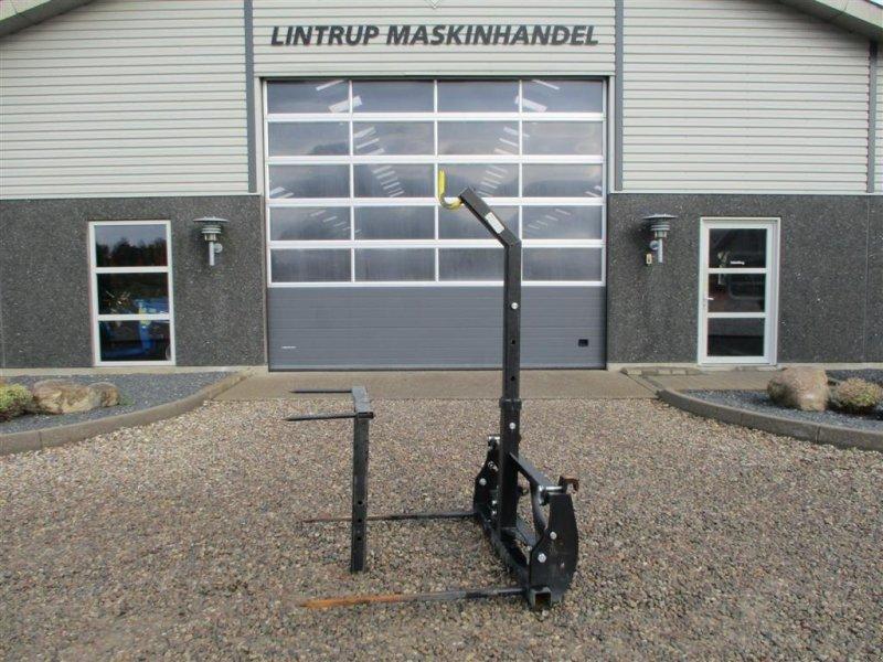 Frontlader типа Alö Halmspyd med stor sækkeløfter og overbygning, Gebrauchtmaschine в Lintrup (Фотография 1)