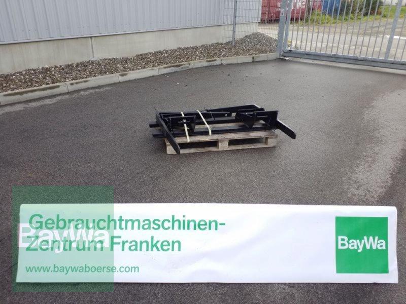 Frontlader des Typs Alö PALETTENGABEL 1600/970 SKIDST., Gebrauchtmaschine in Bamberg (Bild 1)