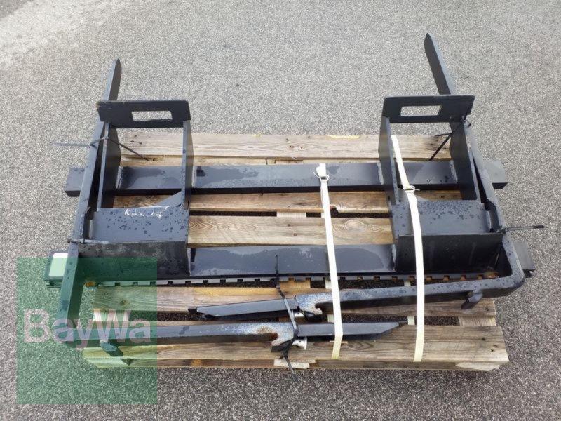 Frontlader des Typs Alö PALETTENGABEL 1600/970 SKIDST., Gebrauchtmaschine in Bamberg (Bild 3)