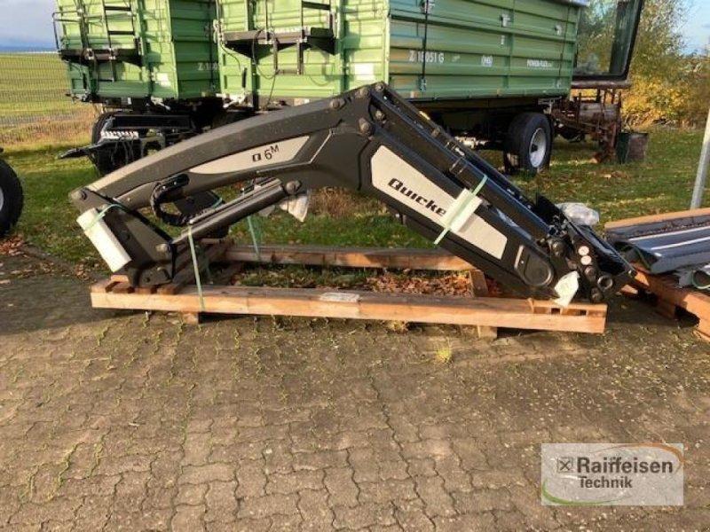 Frontlader des Typs Alö Quicke Q6MDM Euro Q Black, Gebrauchtmaschine in Semmenstedt (Bild 1)