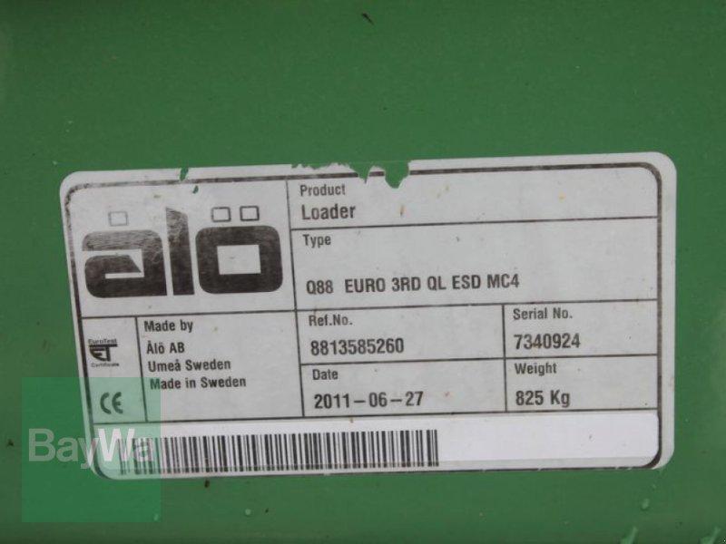 Frontlader des Typs Alö Quicke Q88, Gebrauchtmaschine in Straubing (Bild 6)