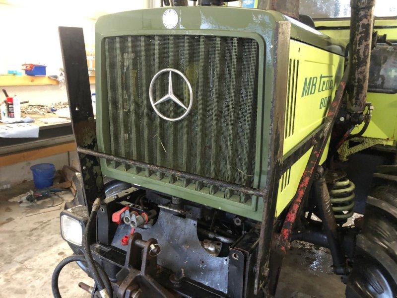 Frontlader типа Baas Trima MB-Trac, Gebrauchtmaschine в Rischgau (Фотография 1)