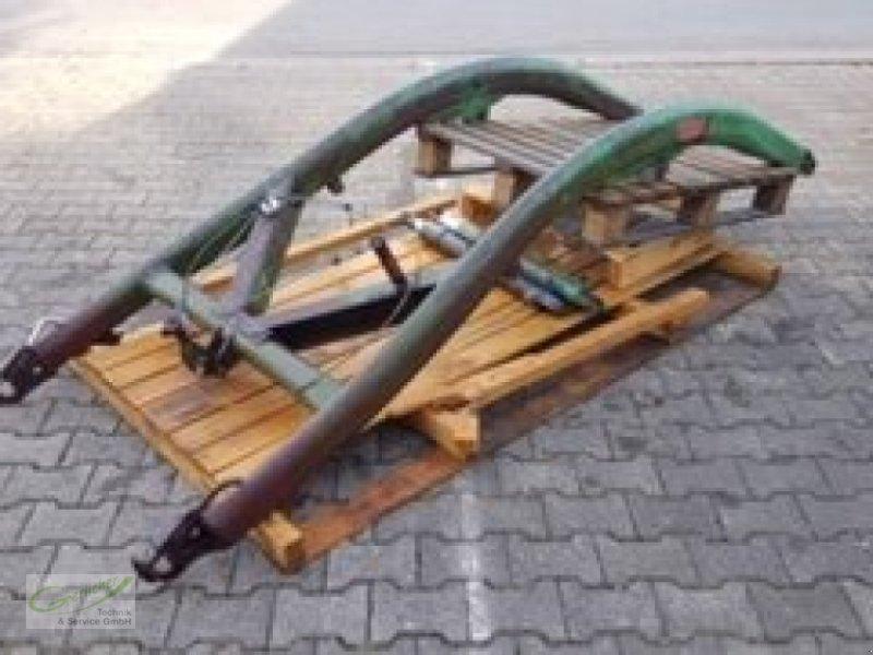 Frontlader des Typs Baas N 22, Gebrauchtmaschine in Neustadt (Bild 1)