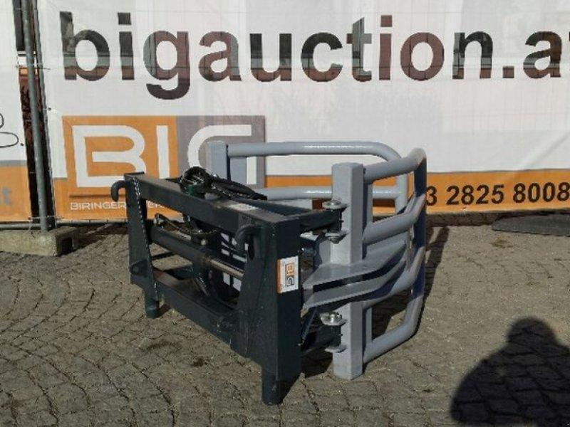 Frontlader des Typs Big Dutchman Rundballengreifer 160 cm mit Euro Aufnahme, Neumaschine in Brunn an der Wild (Bild 2)