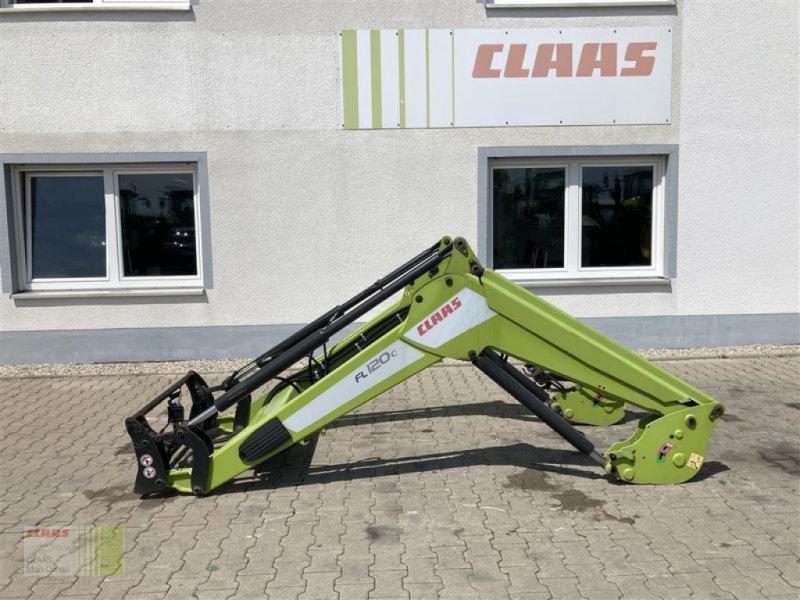 Frontlader des Typs CLAAS FL 120 CP, Gebrauchtmaschine in Aurach (Bild 1)