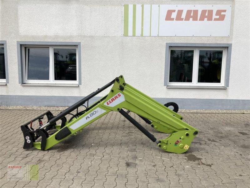 Frontlader des Typs CLAAS FL 80C, Gebrauchtmaschine in Aurach (Bild 1)