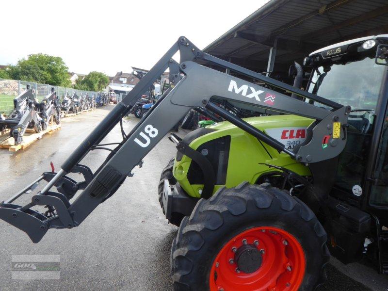 Frontlader des Typs CLAAS MX Ind-Lader zu Claas Axos 310 bis 340. Sehr guter Zustand!, Gebrauchtmaschine in Langenzenn (Bild 1)