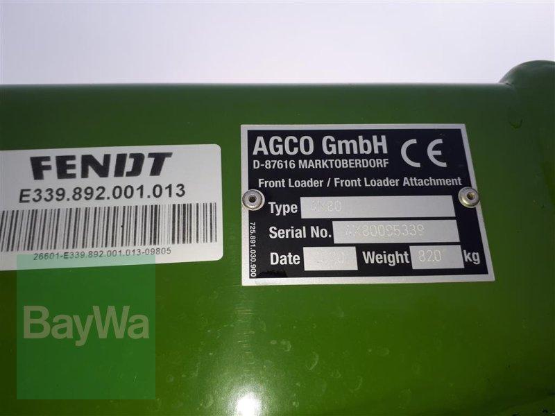 Frontlader des Typs Fendt Cargo 4 X 80, Gebrauchtmaschine in Langenau (Bild 3)