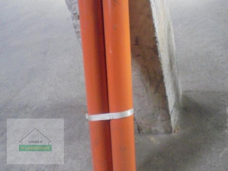 Frontlader des Typs Hauer Aufsteckrohre für Palettengabel, Gebrauchtmaschine in Schlitters (Bild 1)