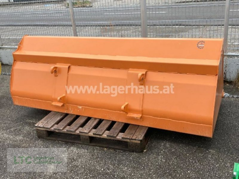 Frontlader типа Hauer LEICHTGUTSCHAUFEL 240, Gebrauchtmaschine в Eggendorf (Фотография 1)