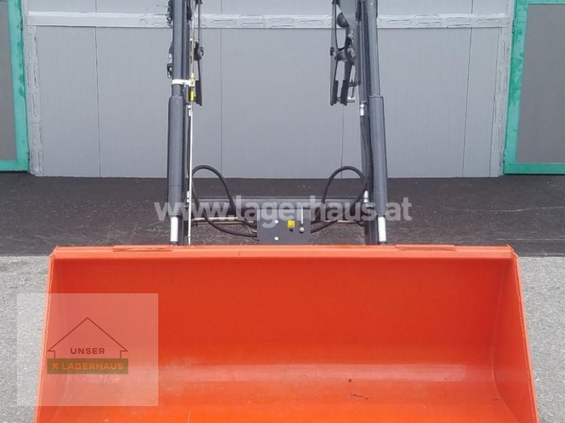 Frontlader des Typs Hauer POM-R 70 TBS, Gebrauchtmaschine in Lienz (Bild 1)