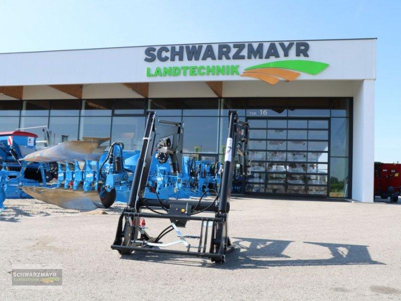 Frontlader des Typs Hauer POM-R 70, Neumaschine in Gampern (Bild 1)
