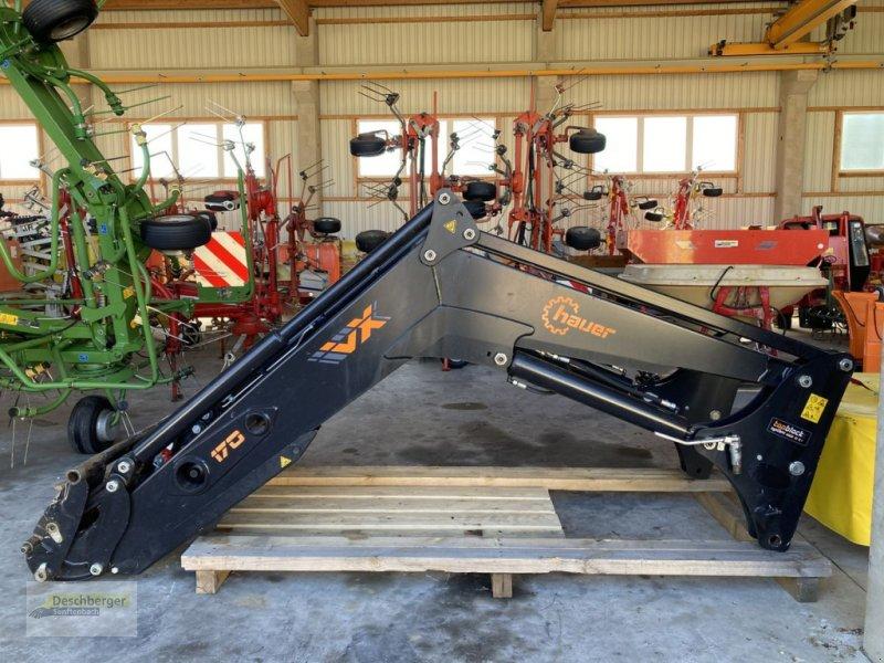 Frontlader des Typs Hauer POM VX 170 TBS zu Fendt 700 + 800 Vario, Gebrauchtmaschine in Senftenbach (Bild 1)