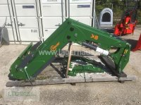 Hauer XB110 BIONIC ZU JD 6130 Frontlader