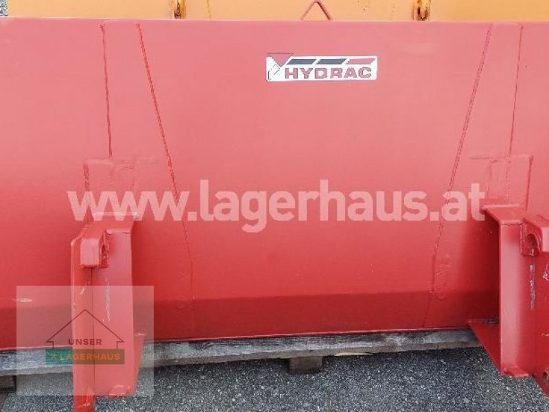 Frontlader des Typs Hydrac LEICHTGUTSCHAUFEL 2,25 M HAUER AUFNAHME, Neumaschine in Aschbach (Bild 1)