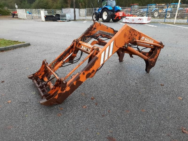 Frontlader типа Mailleux CHARGEUR, Gebrauchtmaschine в PLUMELEC (Фотография 1)