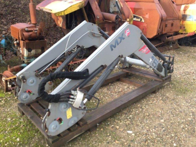 Frontlader typu Mailleux MX T15 Med El joystik og slangesæt NH T7030, Gebrauchtmaschine v Tinglev (Obrázok 1)