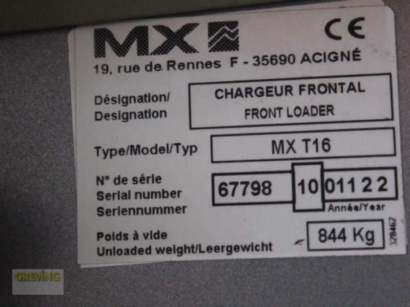Frontlader типа Mailleux MX T16, Gebrauchtmaschine в Ahaus (Фотография 13)