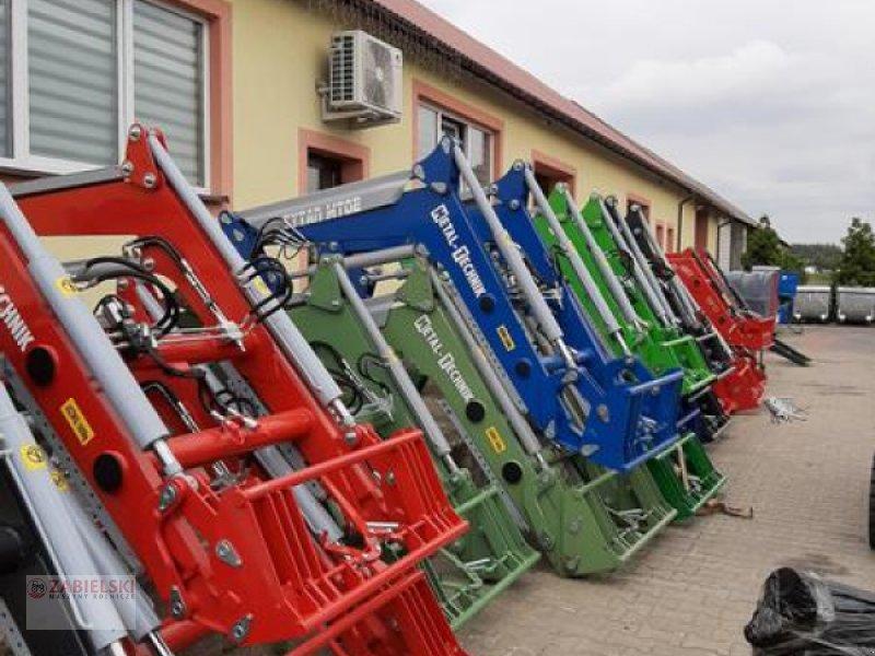 Frontlader typu Metal Technik Frontlader für CASE 956XL, 856XL, 885XL / Ładowacz czołowy CASE 956XL, 856XL, 885XL, Neumaschine w Jedwabne (Zdjęcie 1)