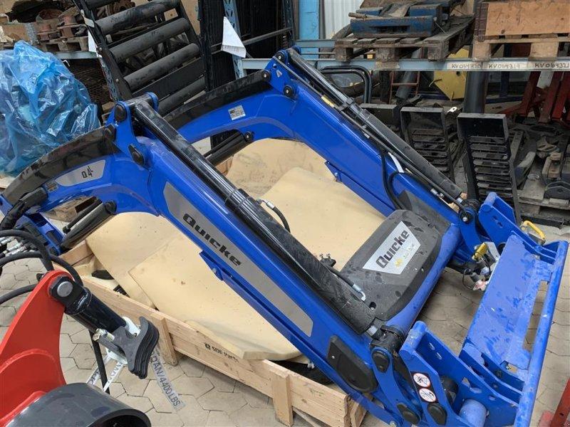 Frontlader типа Quicke Q4 L Beslag for New Holland T5.110, Gebrauchtmaschine в Slagelse (Фотография 1)