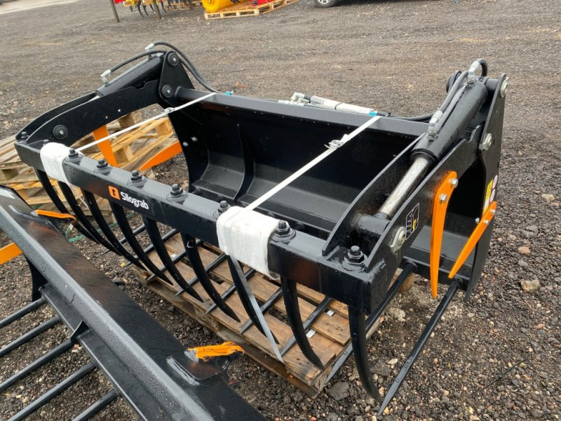 Frontlader типа Quicke Silograb 170, Neumaschine в Southam (Фотография 1)