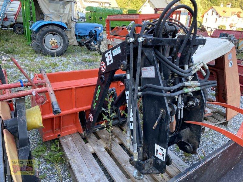 Frontlader des Typs SICMA SIGMA 4 Hecklader passend für Carraro, Gebrauchtmaschine in Kötschach (Bild 1)