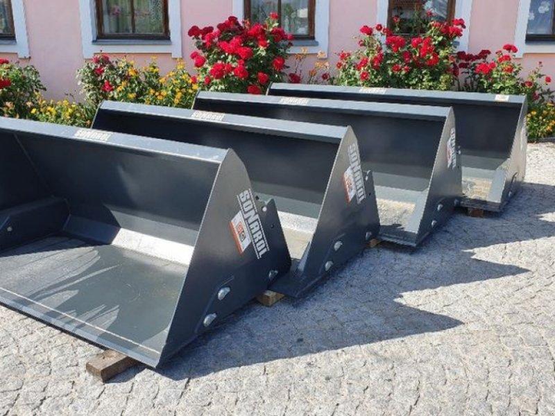Frontlader типа Sonstige Hochkippschaufel 240 cm passend zu Euro Aufnahme, Neumaschine в Brunn an der Wild (Фотография 1)