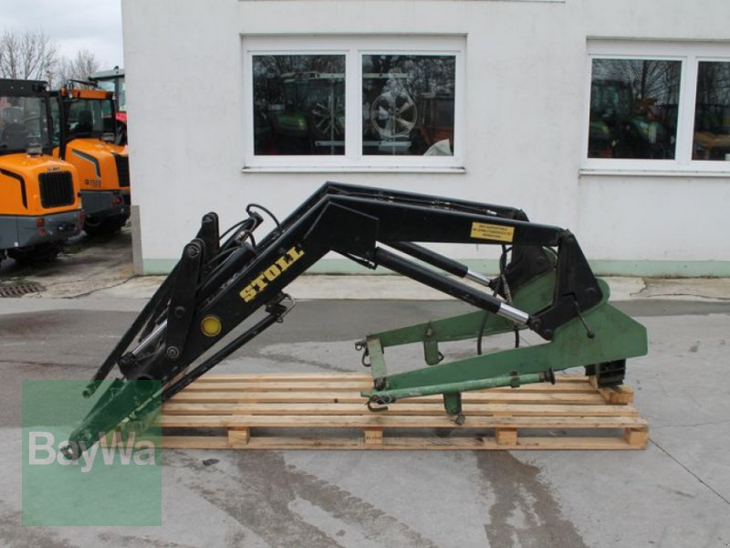 Frontlader des Typs Stoll ALS 3, Gebrauchtmaschine in Straubing (Bild 2)