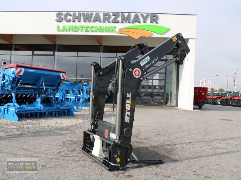 Frontlader des Typs Stoll FZ 10.1, Neumaschine in Gampern (Bild 1)