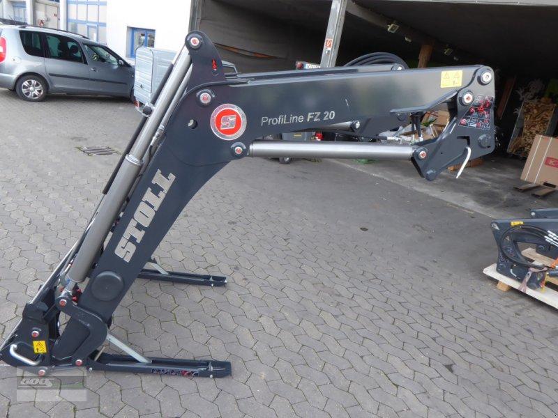 Frontlader des Typs Stoll FZ 20 Profiline. Bj.2020. Nichts getan! Wie Neu. 5350 Euro, Gebrauchtmaschine in Langenzenn (Bild 1)