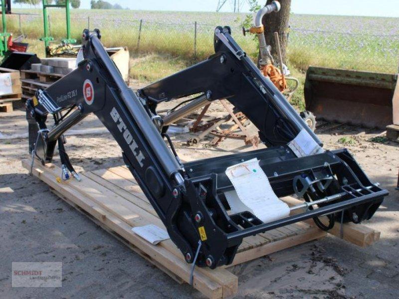 Frontlader des Typs Stoll FZ 35.1 CASE MAXXUM ACTIVE 8 KONSOLEN, Neumaschine in Uelzen (Bild 1)