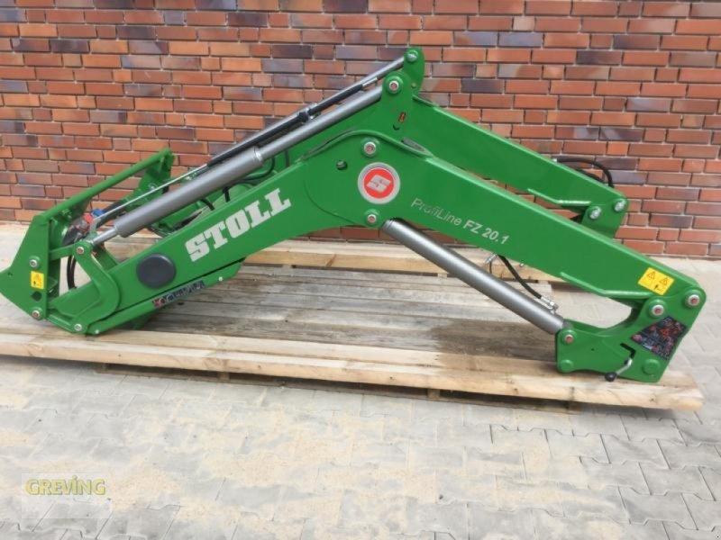 Frontlader des Typs Stoll FZ20.1, Neumaschine in Kevelaer (Bild 1)