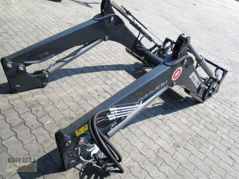 Frontlader des Typs Stoll ProfiLine FZ 20.1, Neumaschine in Cham (Bild 4)