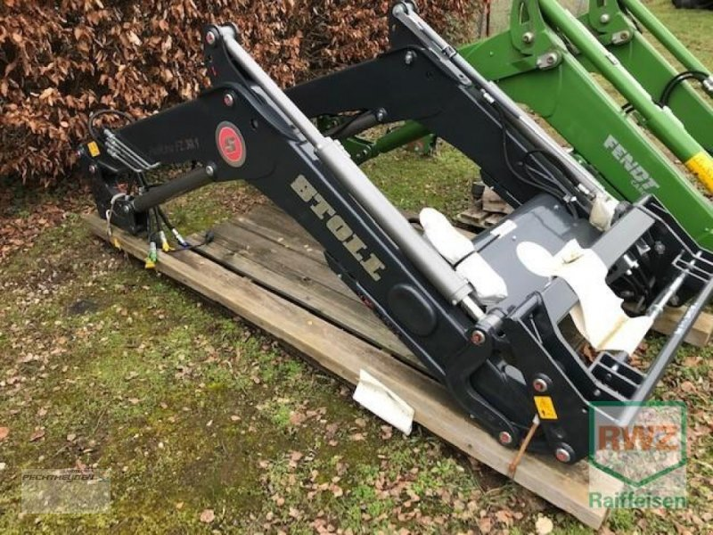 Frontlader des Typs Stoll Profiline FZ 30.1, Ausstellungsmaschine in Wegberg (Bild 1)