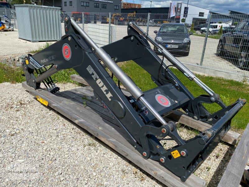 Frontlader des Typs Stoll Profiline FZ 50.1, Neumaschine in Eching (Bild 1)