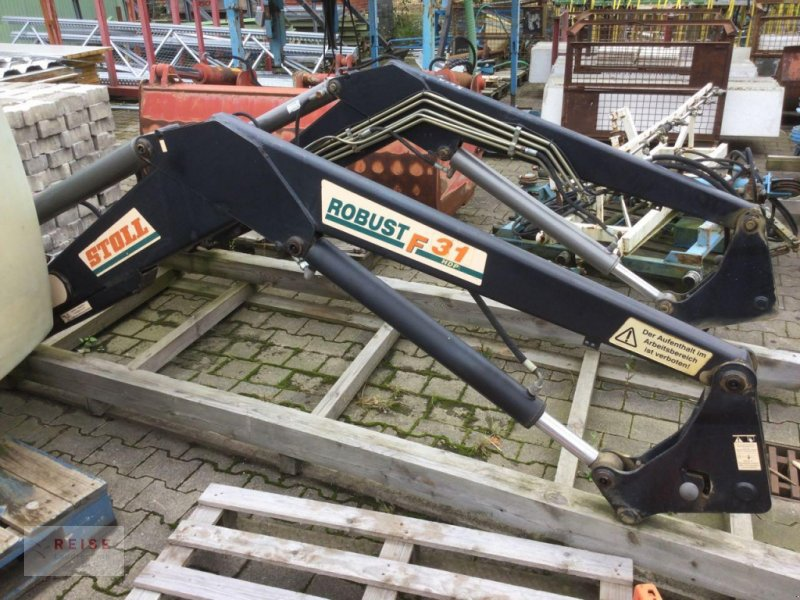 Frontlader des Typs Stoll Robust F 31 HDP, Gebrauchtmaschine in Lippetal / Herzfeld (Bild 1)