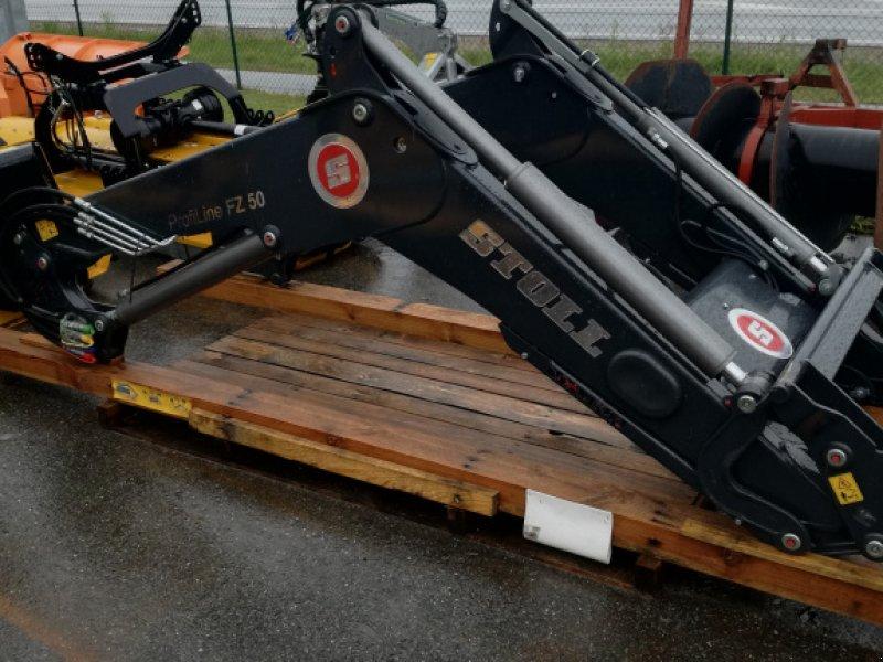 Frontlader des Typs Stoll Robust FZ 50.1, Gebrauchtmaschine in Nittenau (Bild 1)