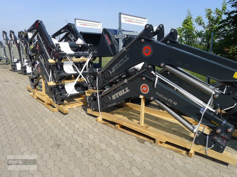 Frontlader des Typs Stoll Rücknahme-Aktion Stoll Frontlader., Neumaschine in Langenzenn (Bild 1)