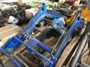 Frontlader des Typs Stoll Solid 38-20.1 P, für New Holland TD, Ausstellungsmaschine in Ebersbach