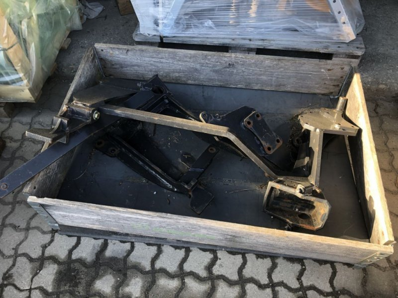 Frontladeranbaukonsole типа Hauer 485, 495 Kompakt, Gebrauchtmaschine в Villach (Фотография 1)