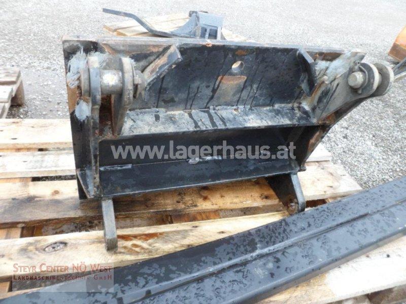 Frontladeranbaukonsole типа Hauer ANBAUPLATTE MIT UNTERZUG, Gebrauchtmaschine в Purgstall (Фотография 1)